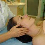 Gumb na stran fizioterapevtske tehnike manualna terapija