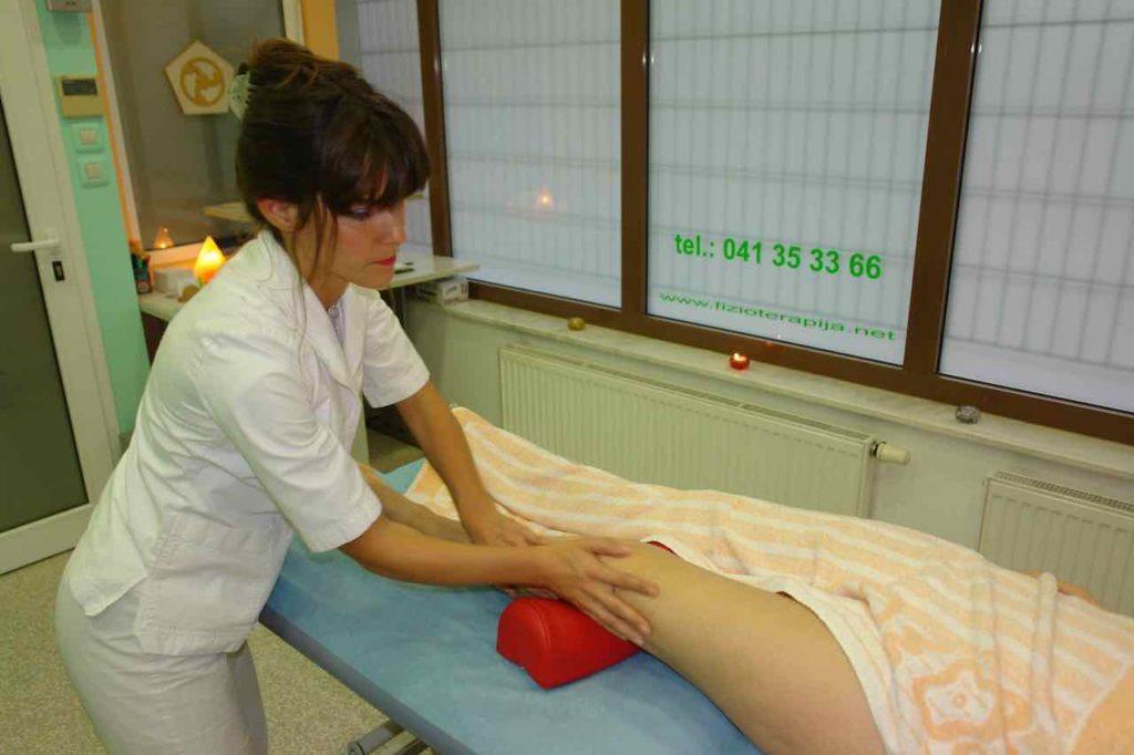 sprostitvena masaza kot odlocen prijem noge