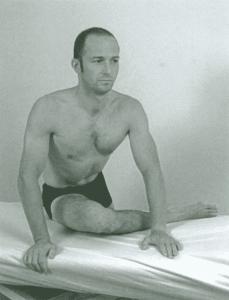 dvig noge in razteg ritne misice za piriformis sindrom